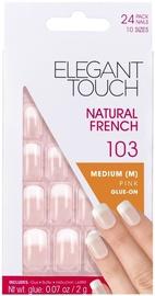 Liimitavad küüned Elegant Touch Pink