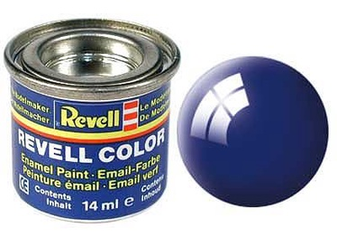 Revell Email Color 14ml Gloss RAL 5002 Ultramarine-Blue 32151