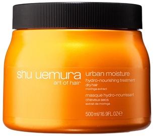 Kaukė plaukams Shu Uemura Urban Moisture Art of, 500 ml
