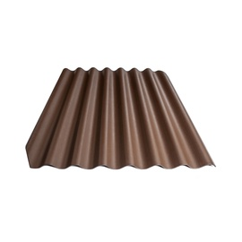 Eternit Baltic Corrugated Sheet 125x113 Brown
