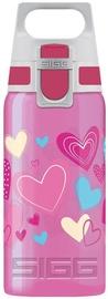 Sigg Kids Water Bottle Viva One Hearts 500ml