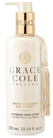 Grace Cole Softening Hand Lotion 300ml Nectarine Blossom & Grapefruit