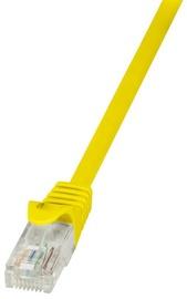 LogiLink CAT 6 U/UTP Cable Yellow 10m