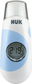 Термометр Nuk Baby Thermometer 10256380, синий/белый