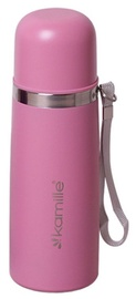 Kamille Vacuum Flask KM2007 0.35l Pink