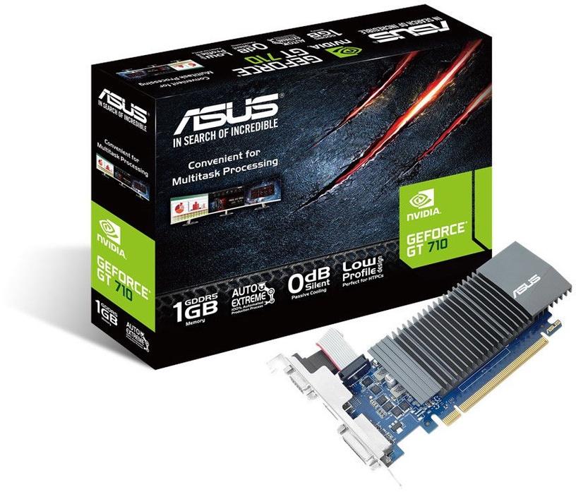 Asus GeForce GT 710 1GB GDDR5 PCIE GT710-SL-1GD5