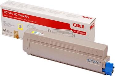 Tonera kasete Oki C770 Toner 11.5K Yellow