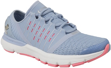 Under Armour Women Speedform Europa 1285482-401 Light Blue 40.5