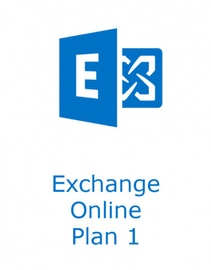 Microsoft Q6Y-00003 Exchange Online Plan 1 Volume Licence