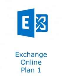 Microsoft Q6Y-00003 Exchange Online Plan 1 Volume Licence