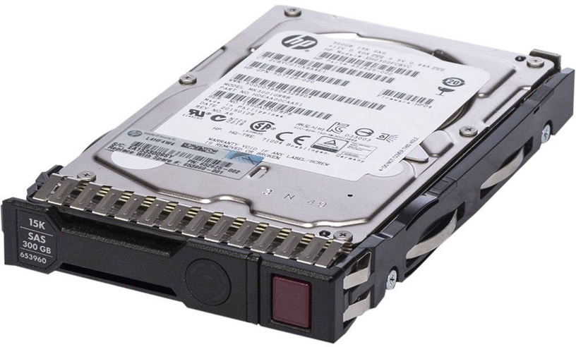 HP Enterprise HDD 300GB 2.5'' 15K RPM