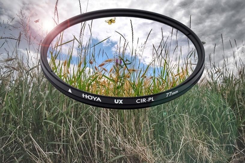 Hoya UX CIR-PL Filter 82mm