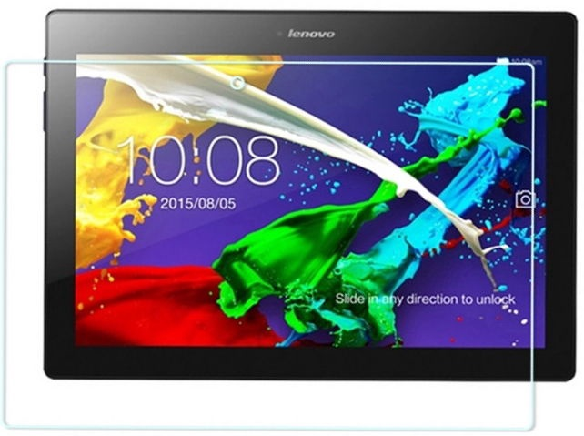 """Tempered Glass Extreeme Shock Screen Protector For Lenovo Tab 2 A10-30L 10.1"""""""