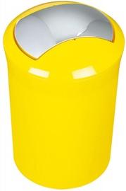Spirella Sydney Waste Bin 5l Yellow