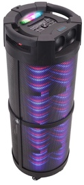 iDance Cyclone 6100 Bluetooth Speaker Black