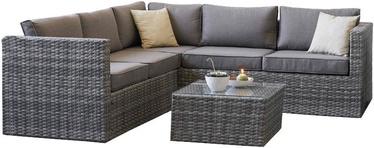 Sodo baldų komplektas Domoletti Sevilla GFS6040 Grey