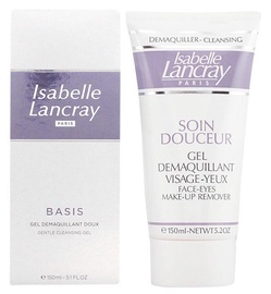 Kosmētikas noņemšanas līdzeklis Isabelle Lancray Basis Face Eyes Make Up Remover, 150 ml