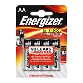 Elementai Energizer Max AA/LR06, 4 vnt