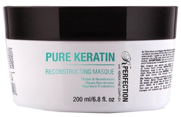 Nika K Perfection Pure Keratin Reconstructing Masque 200ml