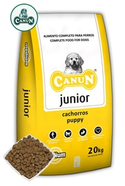 Canun Junior Puppy Poultry Rice&Salmon 20kg
