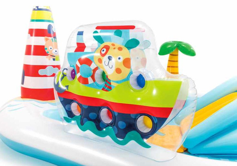 Intex Fishing Fun Play Center 57162