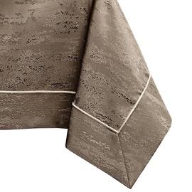 AmeliaHome Vesta Tablecloth PPG Cappuccino 140x340cm