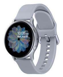 Išmanusis laikrodis Samsung SM-R830 Galaxy Watch Active2, sidabro