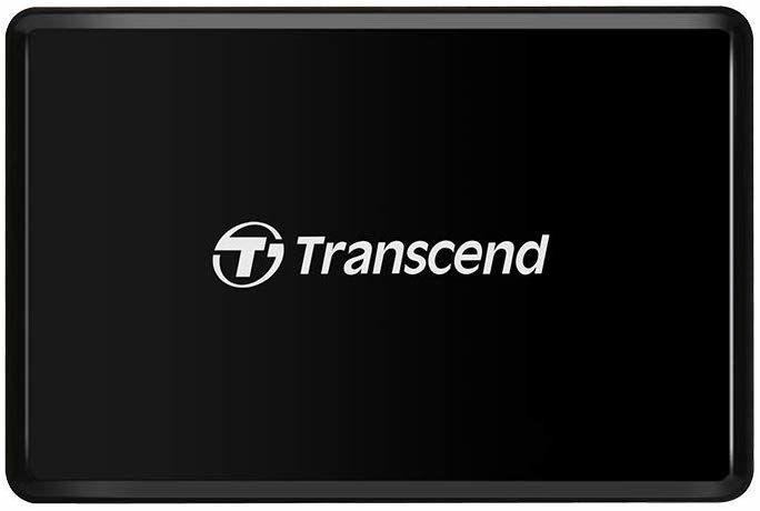 Transcend RDF8K2 Card Reader Black