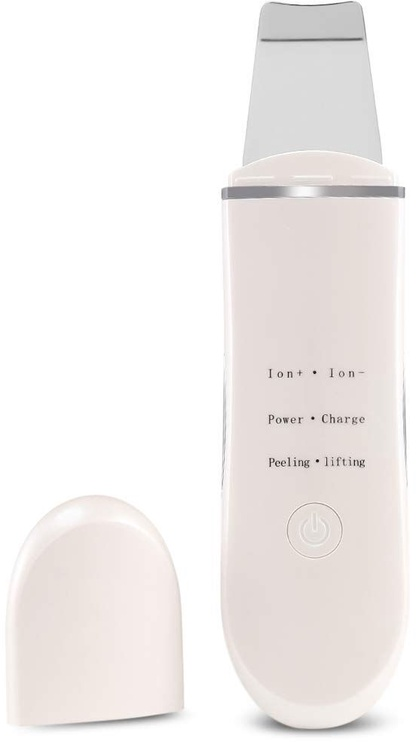 Ultrasonic Ion Skin Cleaner Facial Cleansing Instrument