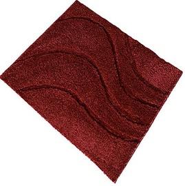 Vannitoa põrandamatt Ridder La Ola 729816, punane, 550 mm x 500 mm