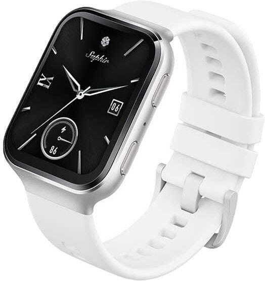 70mai Saphir Watch Silver
