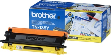 Lazerinio spausdintuvo kasetė Brother TN-135Y YELOW
