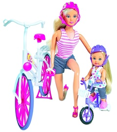 Simba Steffi Love Doll Bike Ride 105733045