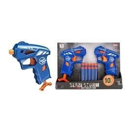 Rotaļlietu ierocis Zecong Toys Blaze Storm Soft Bullet Gun Set 10 Bullets ZC7110