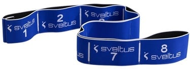 Sveltus Elastiband 20kg Blue with Box and DVD