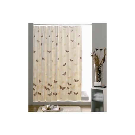 Vonios užuolaida Butterfly, 240 x 200 cm