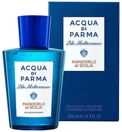 Acqua Di Parma Blu Mediterraneo Mandorlo di Sicilia 200ml Pampering Shower Gel
