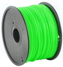 Расходные материалы для 3D принтера Gembird Flashforge, 400 м, зеленый