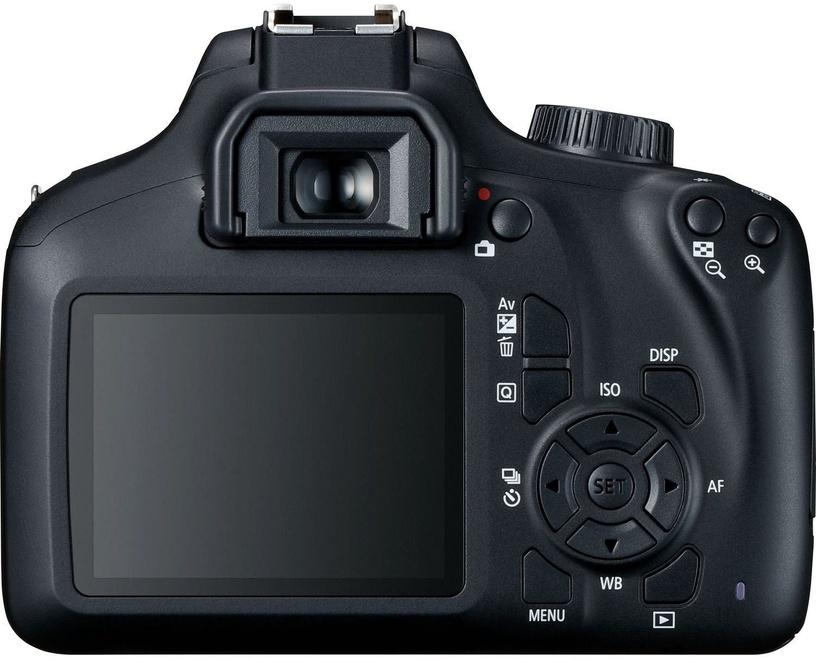 Canon EOS 4000D 18-55mm III EU26 Kit