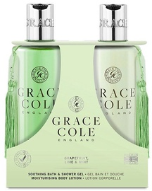 Grace Cole Body Care Duo 300ml Grapefruit, Lime & Mint