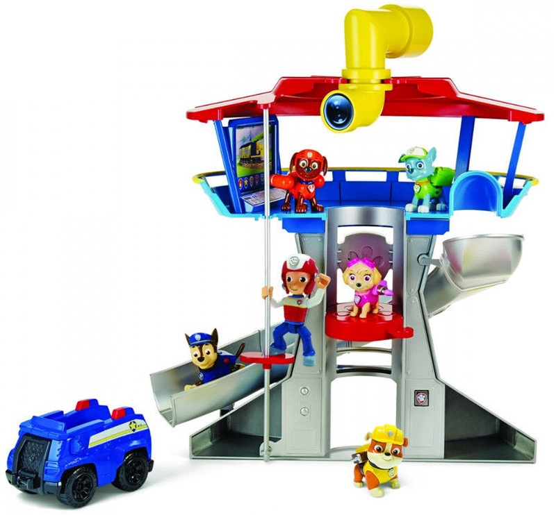 Spin Master Paw Patrol Look-Out Playset 6022632