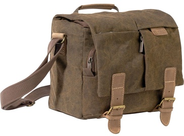 National Geographic A2540 Africa Series Midi Satchel Brown