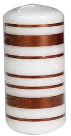 Verners Pillar Candle 5.8x12cm