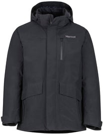 Marmot Mens Yorktown Featherless Jacket Black XL