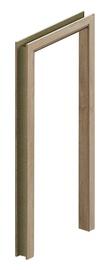 Porta Doors Adjustable Frame 120-140 Left 70 Oak