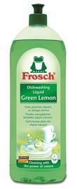 Indų ploviklis Frosch Green Lemon, 1l