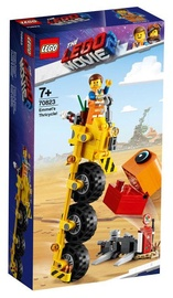 Konstruktorius LEGO The Movie Emmet's Thricycle 70823