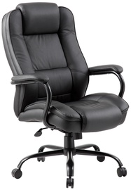 Home4you Office Chair Elegant XXL Black