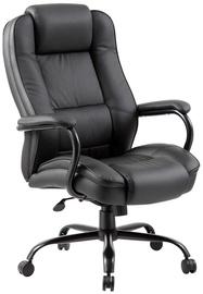 Biroja krēsls Home4you Elegant XXL Black