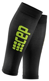 CEP Men's Ultralight Calf Sleeves Black/Green 3
